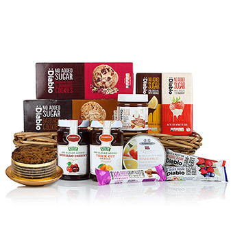 Sugar free indulgance hampers delivered sugar free indulgance negle Image collections