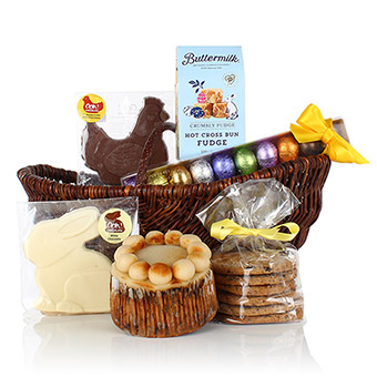 Easter basket hampers delivered easter basket negle Choice Image