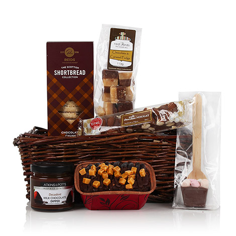 Alcohol free hampers hampers online ihampers love chocolate negle Gallery