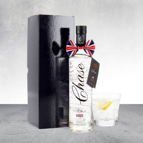 Gift Boxed Chase Vodka