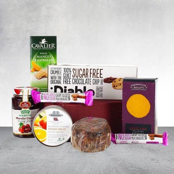 Diabetic Gift Box