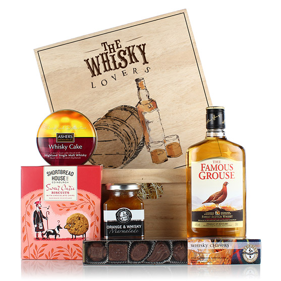 The Whisky Lovers Box