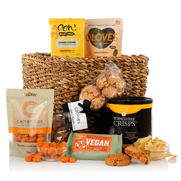 The Vegan Basket