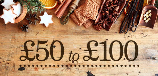 £50 to £100
