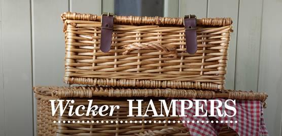 Wicker Hampers