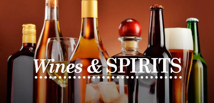 Wines & Spirits Hampers