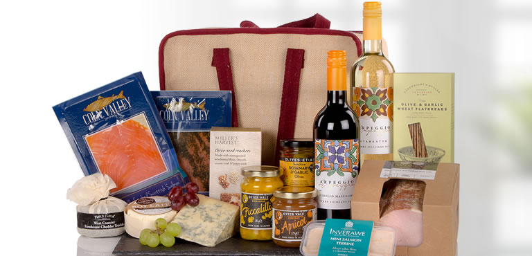 Christmas Meat Hampers