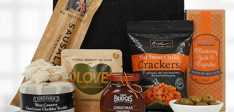 Savoury Hampers
